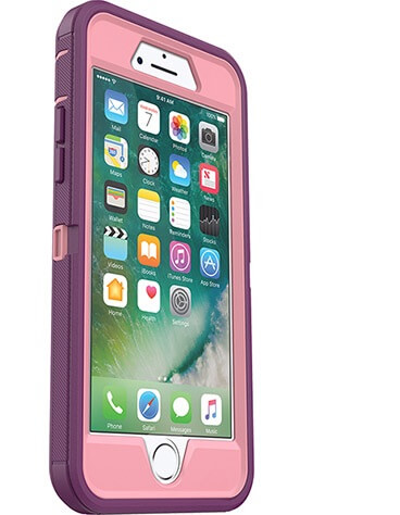 OtterBox Defender Case suits iPhone 7 Plus Rosmarine/Plum Haze