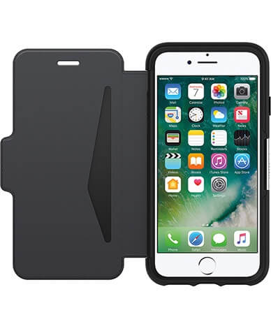 OtterBox Strada Case suits iPhone 7 Plus Black