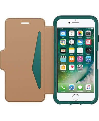 OtterBox Strada Case suits iPhone 7 Plus Deep Opal