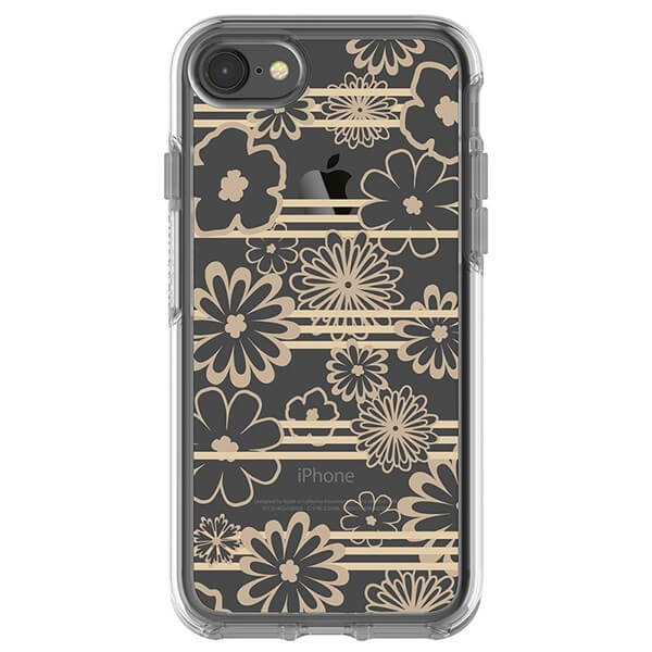 iPhone 7 OtterBox Symmetry Clear Case Drive Me A Daisy