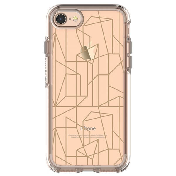 iPhone 7 OtterBox Symmetry Clear Case Drop Me A Line