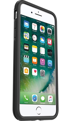 OtterBox Symmetry Case suits iPhone 7 Plus Black