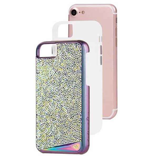 Case-Mate Brilliance Case suits iPhone 6/6S/7/8 Iridescent