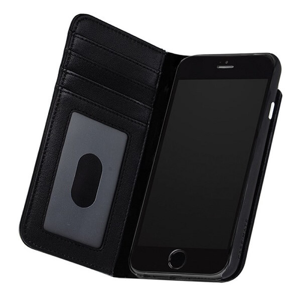 Case-Mate Wallet Folio Case suits iPhone 6/6S/7/8 Black