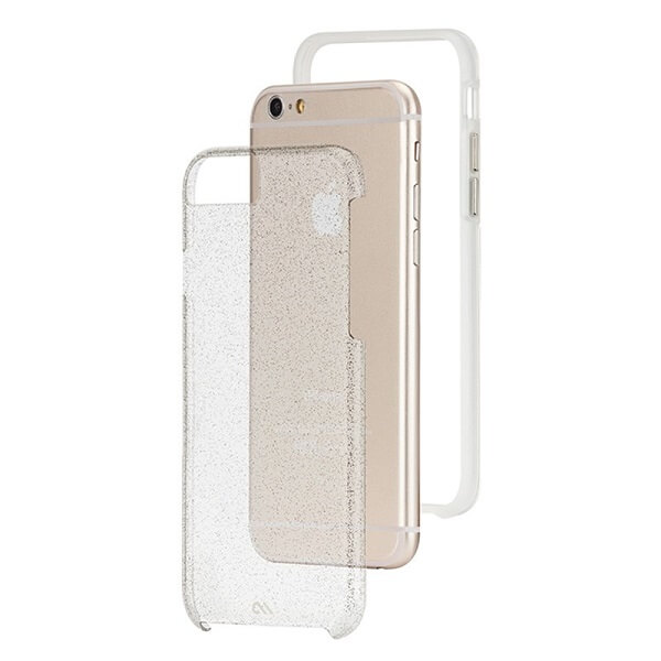 Case-Mate Sheer Glam Case suits iPhone 6/6S/7/8 - Champagne