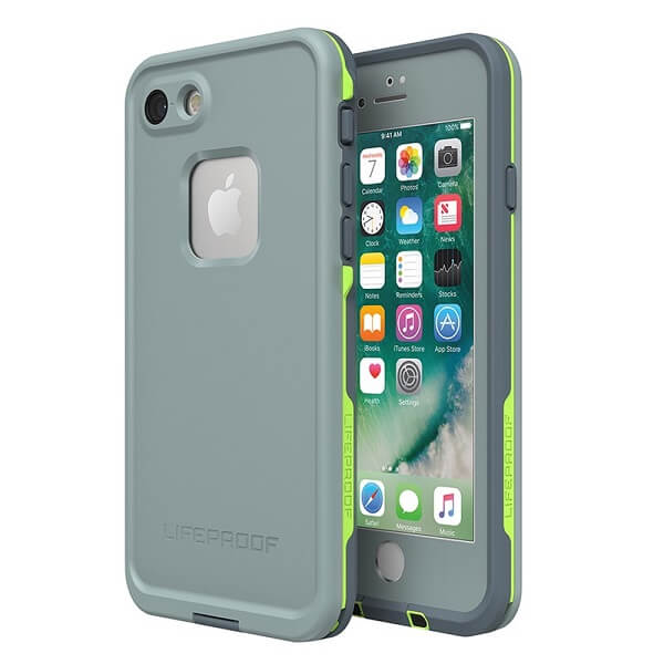 LifeProof Fre Case suits iPhone 8 Abyss/Lime/Stormy Weather