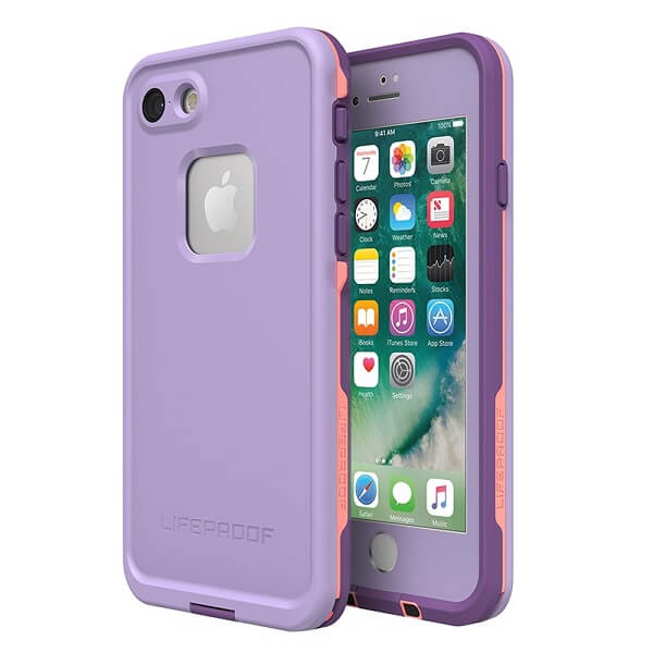 LifeProof Fre Case suits iPhone 8 Rose/Coral/Lilac
