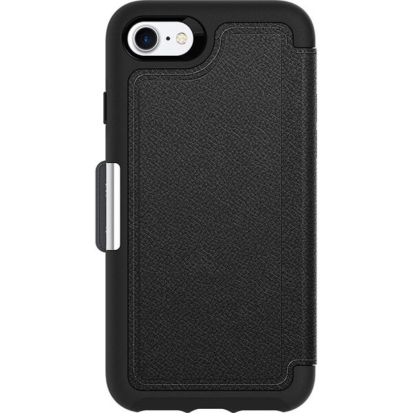 OtterBox Strada Case suits iPhone 8 And iPhone 7 Onyx