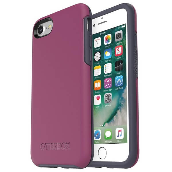 OtterBox Symmetry Case suits iPhone 7 And 8 Mix Berry Jam