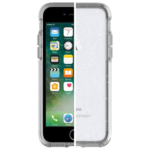 OtterBox Symmetry Clear Case suits iPhone 7 And 8 Star Dust
