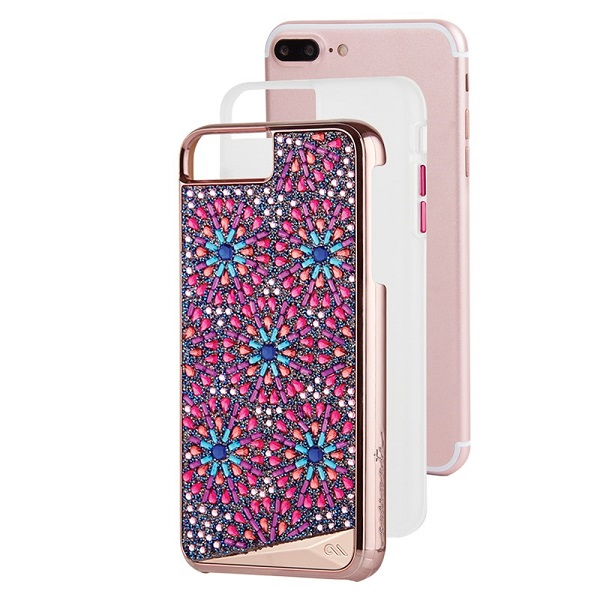 Case-Mate Brilliance Case suits iPhone 8 Plus And 7 Plus Brooch