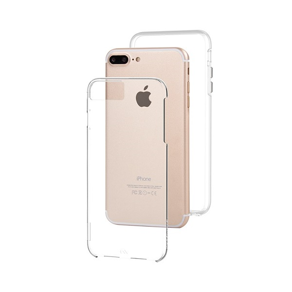 Case-Mate Naked Tough Case suits iPhone 8 Plus And 7 Plus Clear
