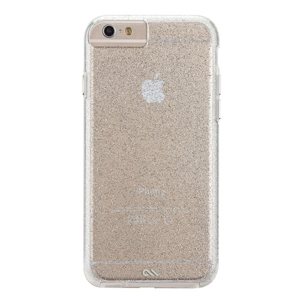 Case-Mate Sheer Glam Case suits iPhone 8 Plus And 7 Plus Champagne