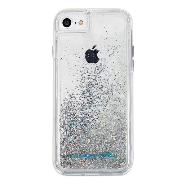 Case-Mate Waterfall Case suits iPhone 8 Plus And 7 Plus Iridescent