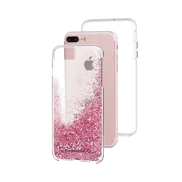 Case-Mate Waterfall Case suits iPhone 8 Plus And 7 Plus Rose Gold