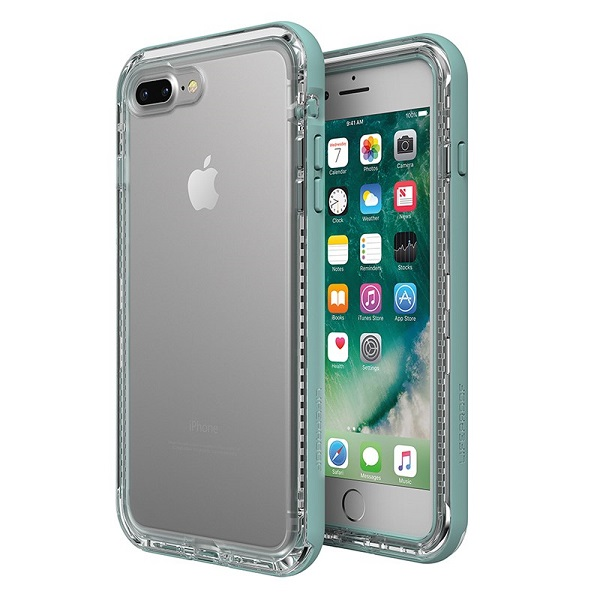 LifeProof Next suits iPhone 8 Plus Clear Aquifier