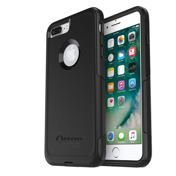 OtterBox Commuter Case suits iPhone 8 Plus And 7 Plus Black