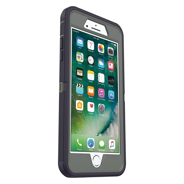OtterBox Defender Case suits iPhone 8 Plus And 7 Plus Stormy Peaks