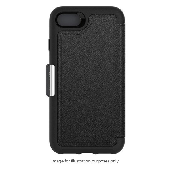 OtterBox Strada Case suits iPhone 8 Plus And 7 Plus Onyx