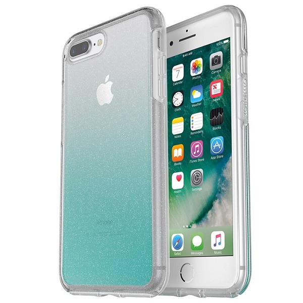 OtterBox Symmetry Clear Case suits iPhone 8 Plus And 7 Plus Aloha Ombre