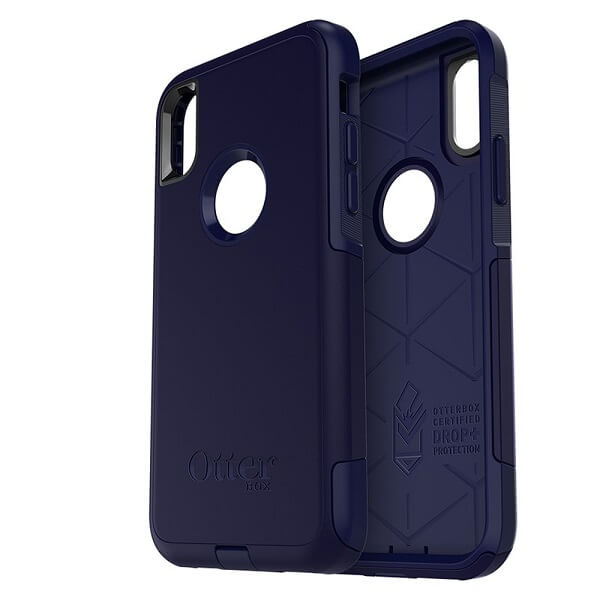 OtterBox Commuter Case suits iPhone X Indigo Way