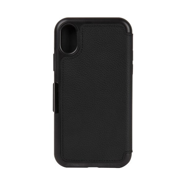 OtterBox Strada Case suits iPhone X Shadow