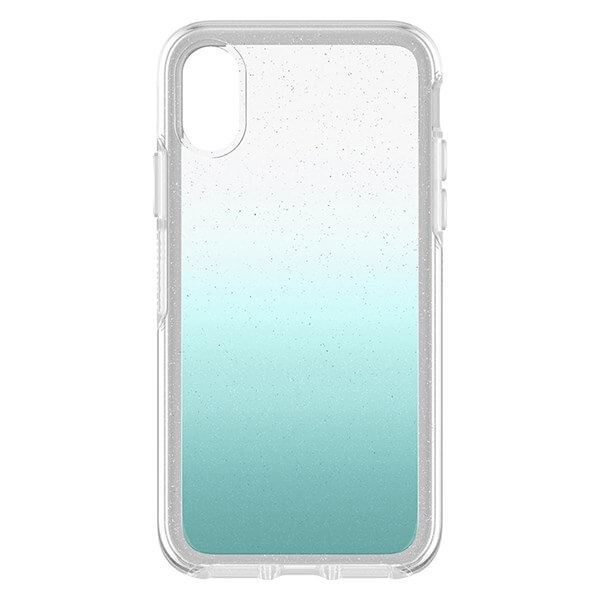 OtterBox Symmetry Clear Case suits iPhone X Aloha Ombre