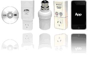 iPhone Home Automation 5 Piece Starter Kit