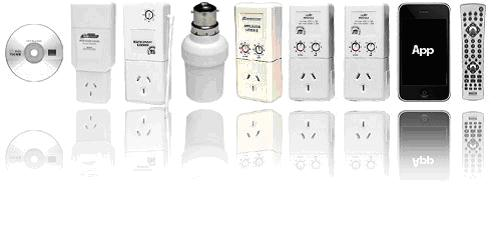 iPhone Home Automation 9 Piece Starter Kit
