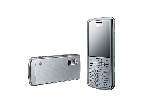 LG KE770 Clear Phone Shell