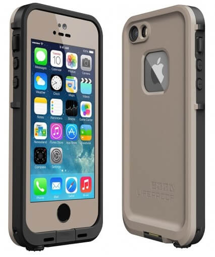 check out bd00c b4fd3 iPhone 5S, iPhone 5 And iPhone SE Lifeproof Fre Case Grind Grey ...