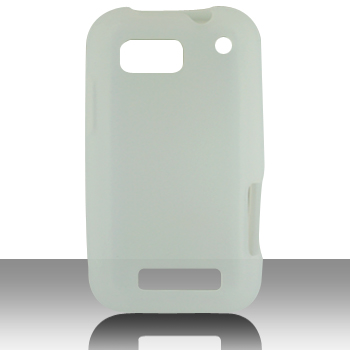 Motorola Defy Plus MB526  Silicon Case White
