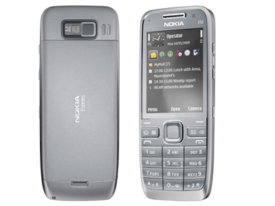 Nokia E52 Clear Phone Shell