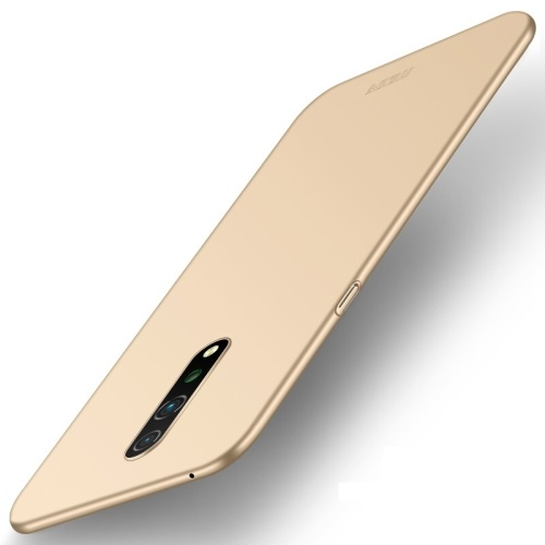 Oppo Reno Z Ultra Thin Hard Case Gold