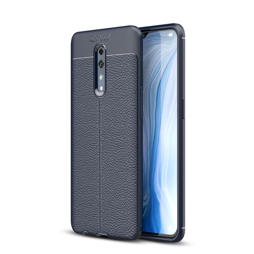 Oppo Reno Z Tough Case Navy Blue