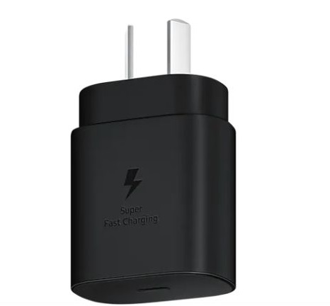 Samsung Wall Charger For Super Fast Charging 25W Black