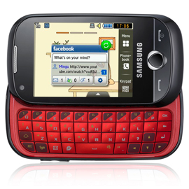 Samsung Brooklyn B5310