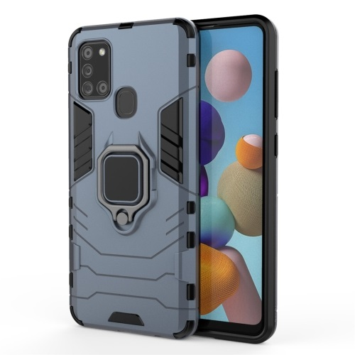 Samsung Galaxy A21s Tough Case Navy