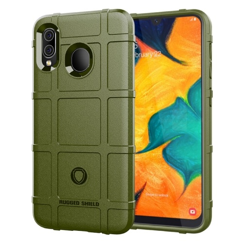 Samsung Galaxy A30 Tough Case Army Green