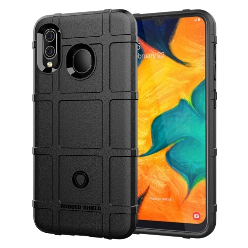 Samsung Galaxy A30 Tough Case Black