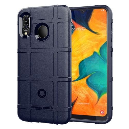 Samsung Galaxy A30 Tough Case Blue