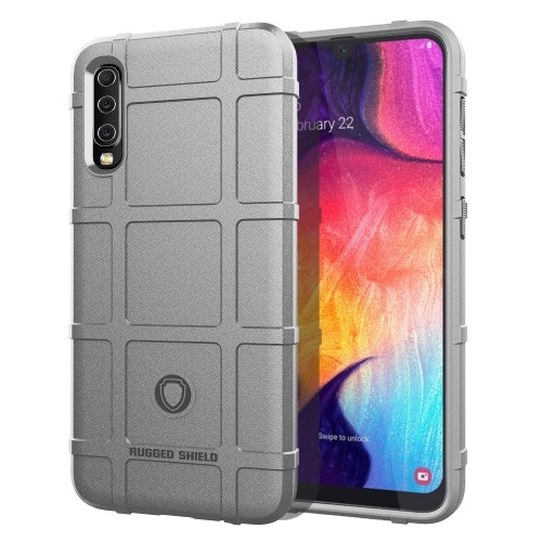 Samsung Galaxy A50 Tough Case Grey