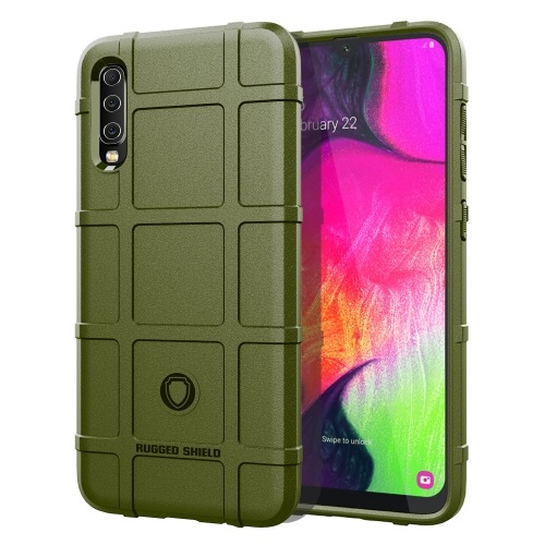Samsung Galaxy A70 Tough Case Army Green