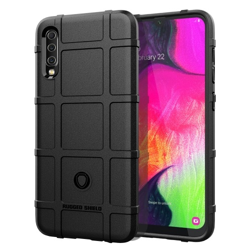 Samsung Galaxy A70 Tough Case Black