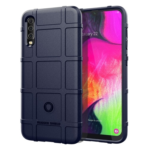 Samsung Galaxy A70 Tough Case Blue