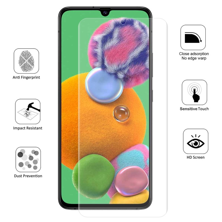 Galaxy A90 5G Full Screen Protector Hydrogel