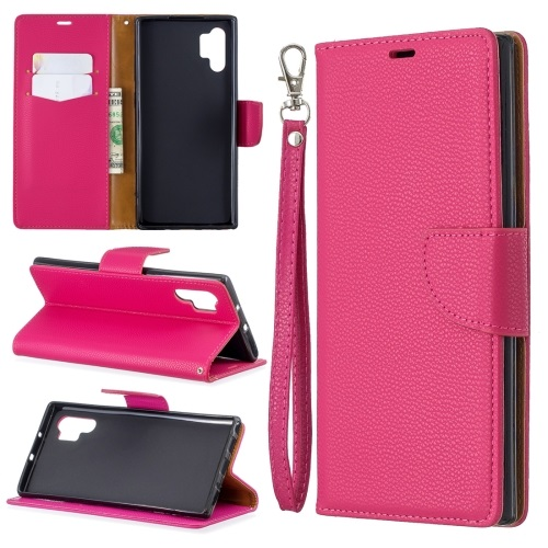 Samsung Galaxy Note 10 Plus Wallet Case Pink