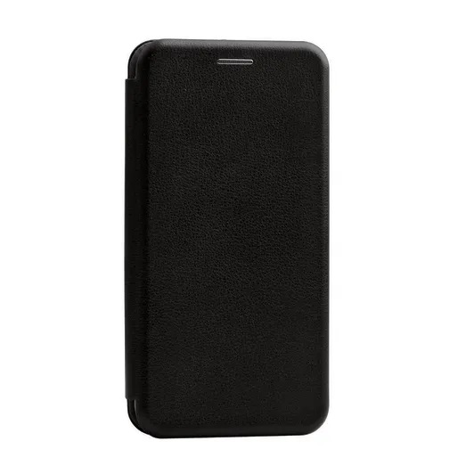 Cleanskin Mag Latch Flip Wallet Case Suits Samsung Galaxy S10 Black