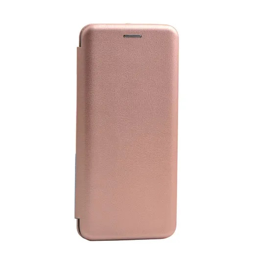 Cleanskin Mag Latch Flip Wallet Case Suits Samsung Galaxy S10 Rose Gold