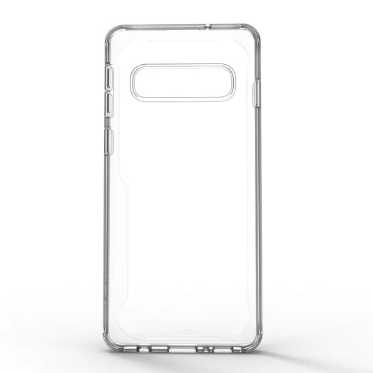 Cleanskin ProTech PC/TPU Clear Case Suits Samsung Galaxy S10